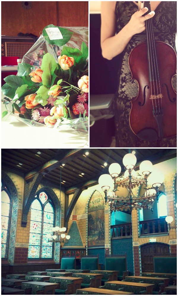 Beauty and Flowers with Sergey Smirnov at Statenzaal Zwolle